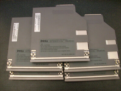 Lot of 10 Dell Latitude D Series CD-RW/DVD-ROM  WORKING see detailed