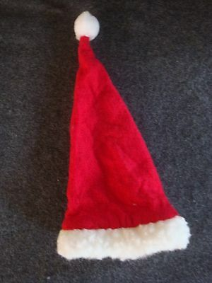Gemmy Douglas Fir Animated Talking Singing Christmas Tree Replacement Santa Hat