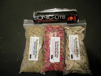 !!New Smudge Bundles and Herbs! One Stop Shop You Choose type and size