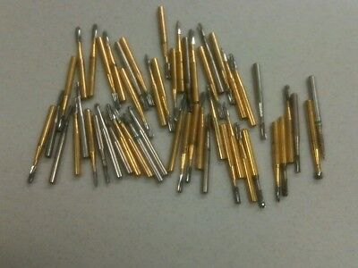 """Luthier's inlay bits...10 pc...1/16"""" shaft...FREE SHIPPING"""