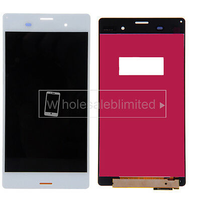 LCD Display Touch Screen Digitizer Assembly For Sony Xperia Z3 D6603 D6643 D6653