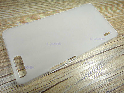Clear TPU Cover Case housse étui coque Funda for Huawei Honor 6 Plus / Honor 6x