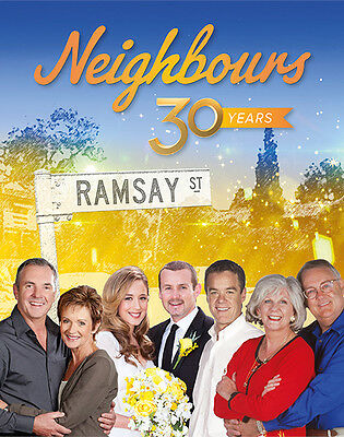 2015 Neighbours 30 years Stamp Pack