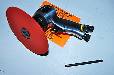 "Astro Pneumatic 5"" High Speed Sander - 222S Free Speed: 20,000rpm"