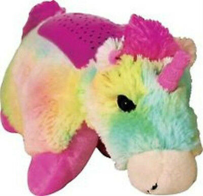 **RARE** Dream Lite Pillow Pet - Rainbow Unicorn - NEW IN BOX -- AS SEEN ON TV!