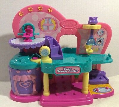 Squinkies DOOS BEAUTY CENTER Blip Toys 2011