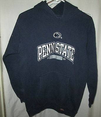 PENN STATE NITTANY LIONS HOODED SWEATSHIRT HOODIE HOODY YOUTH XL EXTRA LARGE