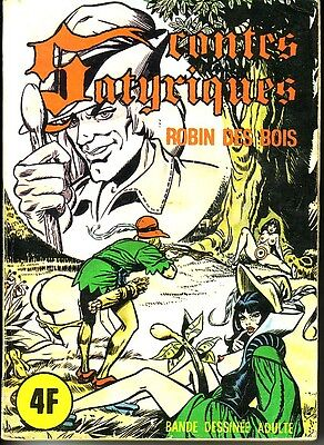 Contes Satyriques N°1 Elvifrance
