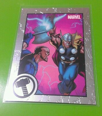 THOR VS EXECUTIONER #29 MARVEL GREATEST BATTLES 2013 TRADING CARD SET