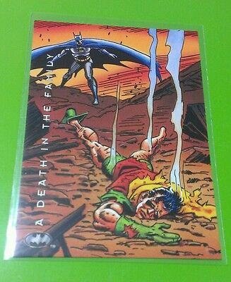 MOURNING TIME #43 A DEATH IN THE FAMILY ROBIN SAGA OF DARK KNIGHT 1994 Set