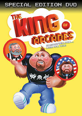 The King of Arcades DVD BRAND NEW Hard to find! Billy Mitchell Steve Wiebe GREAT