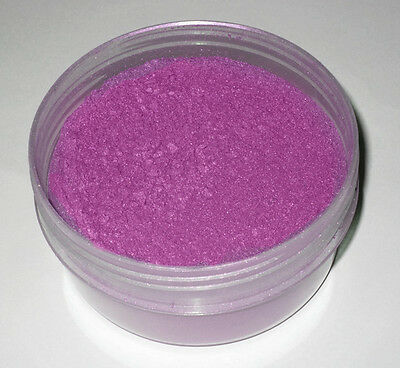 Pink Pearl Pigment 110G 4Oz Custom Auto Car Boat Van Motorcycle Paint Effect