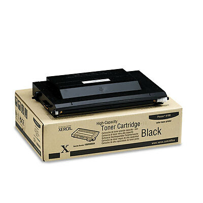 106R00684 High-Yield Toner, 7000 Page-Yield, Black