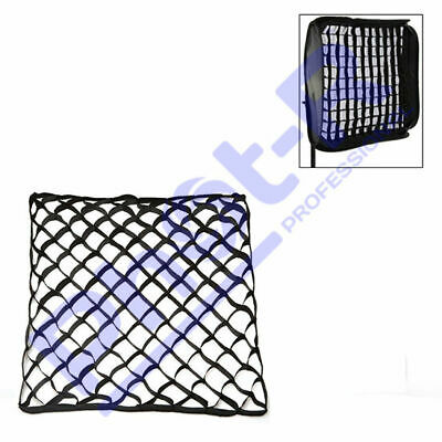"Phot-R 40x40cm Honeycomb Egg Crate Grid Only for 16"" Photography Studio Softbox"