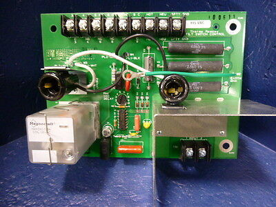 Thermo Ramsey D07362H-E001-01 Tilt Switch Control