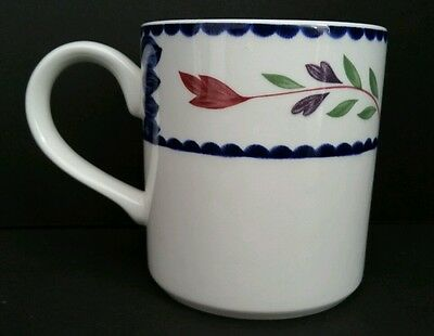 Adams Coffee Mug Tea Cup Lancaster Pattern Ironstone China Collection England