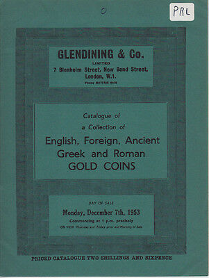 HN Glendining & Co. - Catalogue of a collection of English, Foreign, Anci   ca25