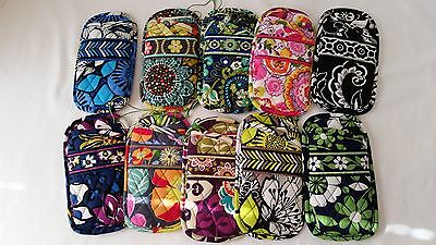 Vera Bradley Double Eyeglass Case NWT & NWOT Lucky You & many choices
