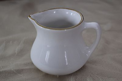 Buffalo China USA Cream Pitcher
