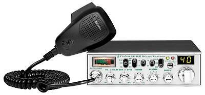 Cobra 29 WX NW ST 40-channel CB Radio with Nightwatch and Weather Alerts
