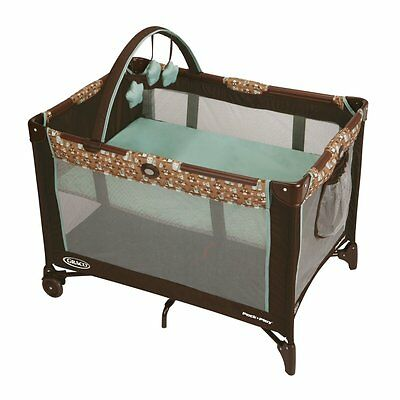 New and Sealed Graco Pack 'n Play On The Go Travel Playard, Little Hoot -On Sale