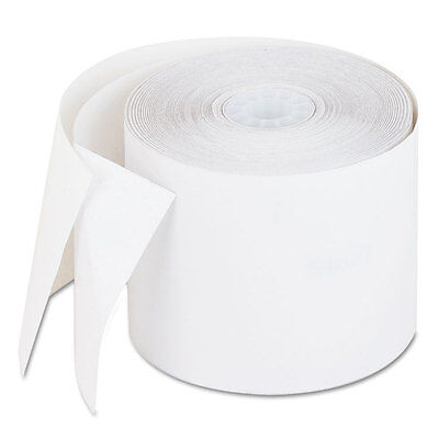 Recycled Receipt Roll, 2 1/4'' x 90 ft, White