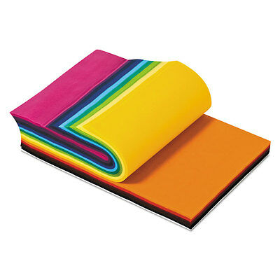 Smart Fab Disposable Fabric, 12 x 18 Sheets, Assorted, 270/PK