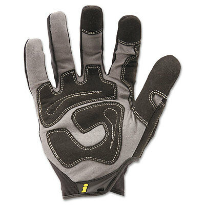 General Utility Spandex Gloves, Black, X-Large, Pair
