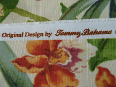 Tommy Bahama Paradise Point Fresco Home Decor Fabric Indoor & Outdoor  ~ 2 Yds