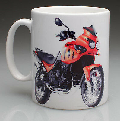 TRIUMPH TIGER 955i MUG (ORANGE/BLACK)   (#22)