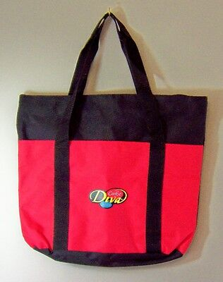Rare Collectible Girl Scout Book Bag Purse Tote Messenger New - Cookie Diva