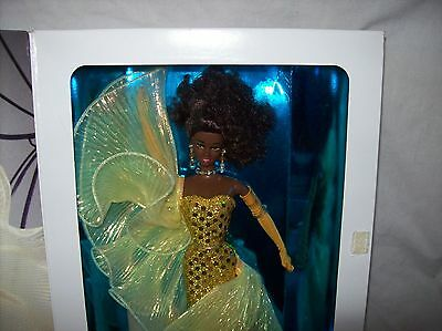 Mattel Evening Extravaganza Barbie AA Doll Classique Collection # 11638 NRFB!
