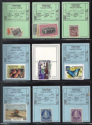 RICH COLLECTION  OF  WORLDWIDE (MNH/LH or USED): SCV :$61+: LOT-1K125