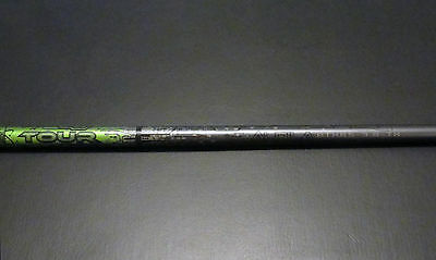 Aldila Tour Green ATX65 69g TX Tour X Flex TaylorMade R11s TP Driver Shaft - NEW