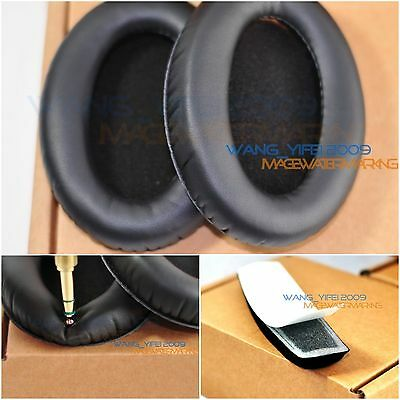 Softer Protein Leather Cushion Ear Pads For HD 515 555 595 518 HD558 Headphones