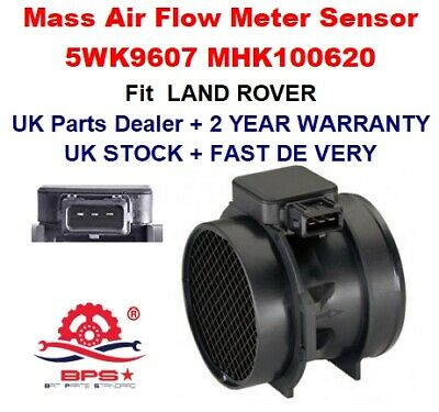 Mass Air Flow meter Sensor MHK100620 5WK9607 for LAND ROVER DISCOVERY DEFENDER