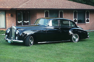 Rolls-Royce : Other Long Wheel Base Stately Rolls Royce Silver Cloud II Long Wheel Base 1962, Less Than 300 Made!!!