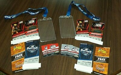2 - 2015 NCAA Final Four Tickets (All Sessions)