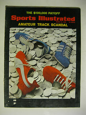 March 10, 1969 Sports Illustrated - AMATEUR TRACK SCANDAL