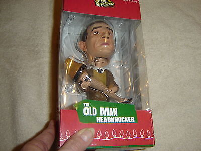 A Christmas Story - The Old Man Bobblehead - New in Box