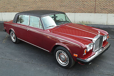 """Rolls-Royce : Silver Shadow - Long Wheel Base (""""LWB"""") Beuatiful LWB in excellent condition. Original, immaculate & fully serviced."""