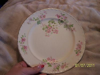 Vintage Crooksville China Dinner Plate Co D-N Made in USA