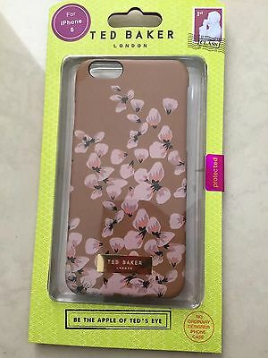 Ted Baker Iphone 6 hard back case cover