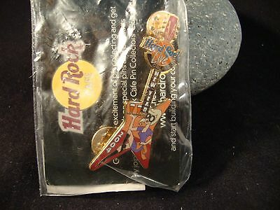 Hard Rock Cafe 2004 New Year Orlando HR Live Pin LE(300)