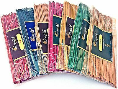 Incense Sticks Hand Rolled Indian Joss Packed in 100's Buy 2 Get 1 Free-(ADD 3)