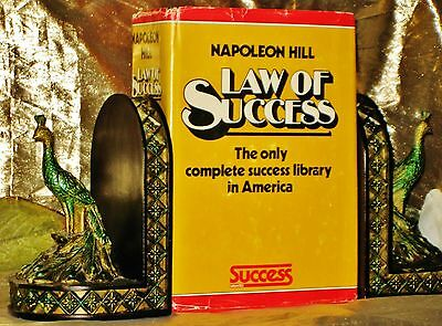 THE LAW OF SUCCESS BY NAPOLEON HILL 2nd Edition 1979