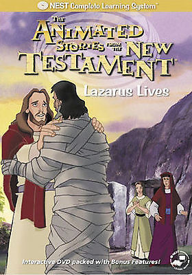 Animated Stories from the New Testament - Lazarus (DVD, 2008)