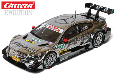 AMG Mercedes C-Coupe DTM 2012 J.Green CARRERA Slot Scalextric