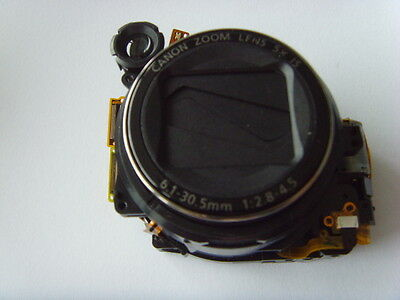 Without Scratch Zoom Lens Unit For Canon Powershot G11 LENS with CCD