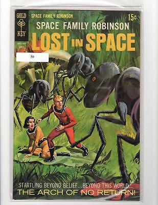 Space Family Robinson Lost In Space The arch of no return Lot 50
